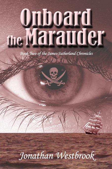 Onboard the Marauder by Jonathan Westbrook